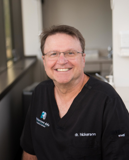 Dr. Ron Hickerson at Hickerson & Associates, DDS. PC..